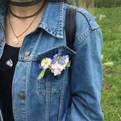 grunge, flowers, and tumblr image
