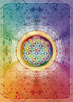 Flower of Life by Lily A. Seidel