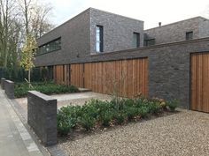 #gillrath #bricks #meinbauwerk #architektur #klinker #holz