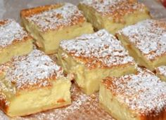 A legfinomabb túrós tekercs, még a rétesnél is fenségesebb! No Bake Desserts, Dessert Recipes, Magic Custard Cake, Hungarian Recipes, Food And Drink, Yummy Food, Sweets, Healthy Recipes, Baking