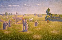 The Harvesters | The Museum of Fine Arts, Houston