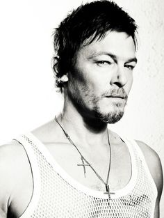 Norman Reedus    Known For: The Walking Dead & The Boondock Saints