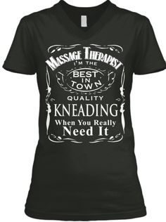 Massage - Best in Town ~Limited Edition | Teespring