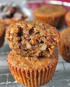 These Paleo Pecan Pie Muffins are so easy to make. They are rich, sweet and full of buttery pecans. Gluten free, dairy free, and so delicious! I'm back with another delicious muffin recipe. You guys seem to love muffins as much as I do and I've had so much great feedback on my Paleo Pumpkin...Read More »