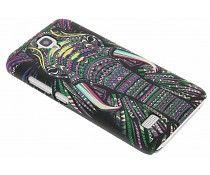 Aztec animal design hardcase hoesje Huawei Y5