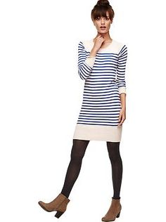 A fall look that's striped to perfection. | Old Navy