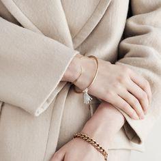 Seaworthy Curva Cuff - Bracelets Jewelry at Club Monaco