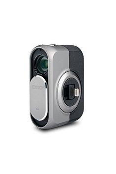 Die Profikamera für's Iphone zeichnet sich durch eine kompakte Bauweise, den großen Sensor mit sehr guter Bildqualität und die einfache Anbindung an das Betriebssystem von Apple aus.