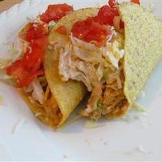 Ranch Chicken Tacos Allrecipes.com