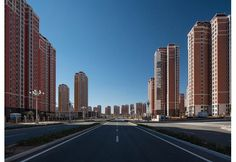 Described as the world's largest ghost town, Ordos (located in Inner Mongolia) was designed to accommodate a population of 1 million — with only 100,000 living there now.