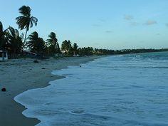 Praia de Ilha da Croa, Alagoas, Brasil. Foto: Lais Castro.