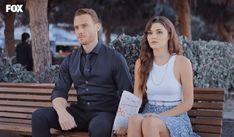 Love Photos, Couple Photos, Hayat And Murat, Hande Ercel, Sky Aesthetic, Turkish Beauty, Tv Times, Cute Beauty, Turkish Actors