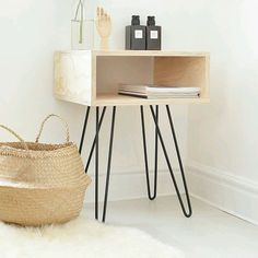 DIY design nightstand #diy#handmade#nightstand#furniture#interior#interiør#interiordesign#interiors#interiordecor#homedecor#homedesign#inspo#inspiration#instamood#tgif#friyay#friday#goodmorning#deco#decor#decoração#decoration#decorations#vsco by ams_interior_styling