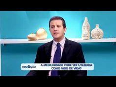 Palestra Espírita - Programa Transição 156 - Dr. Alberto Almeida. #Muito elucidativo.