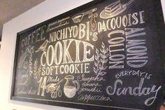 カフェみたいに描きたい!おしゃれな「チョークアート」のコツ教えます