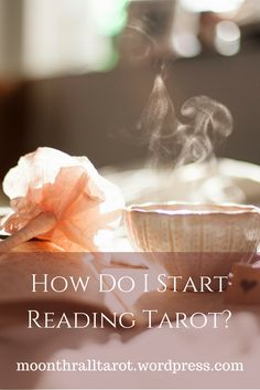 Wondering where to find your first tarot deck?  Have no idea what to do with the cards you have?  If you just got your first deck or are itching to, check this out.  This is what I'd tell a friend who was wondering how to begin as a tarot reader.  tarot reading for beginners / learn tarot / tarot reader / tarot reading tips