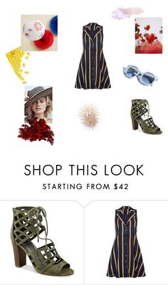 """""""S8S"""" by melinda-lancaster on Polyvore featuring moda, G by Guess, Mela Loves London, GUINEVERE e Pinko"""