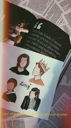 One Direction Art, One Direction Drawings, Louis And Harry, Larry Stylinson, Bullet, Study, Harry Styles Wallpaper, Creative, March