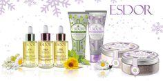 En Navidad, regala belleza natural. ESDOR es cosmética de alta gama elaborada a partir de polifenoles que se extraen de la uva, que posee gran poder antioxidante y retrasa el envejecimiento de la piel.