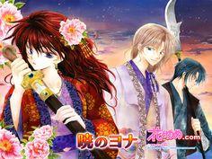 Read manga Akatsuki no Yona 001 online in high quality