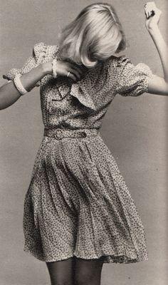 Nina Ricci, 1972 by Marc Hispard