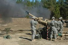Field artillery paratroopers were at it again during day three of Best of the Best Nov. 14. Today was the live-fire portion where the paratroopers fired from the M777 and the M119 A2 howitzers. Public Domain