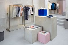 Minimalist Sportswear Pop-Up Shops - These 'Seek No Further' Shops Pays Subtle Homage to Its Roots (GALLERY)