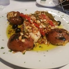 Bacalhau Portuguese ao Forno (Salt Cod with Tomatoes and Olives) - Allrecipes.com