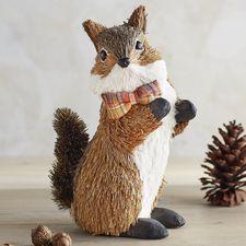 Natural Standing Chipmunk
