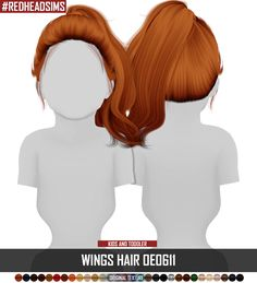 Sims 4 Hairs Coupure Electrique: hair retextured kids and toddlers version Kids Hairstyles Coupure Electrique hair hairs Kids retextured Sims toddlers Version The Sims 4 Pc, Sims Four, Sims 2, Mods Sims, Sims 4 Game Mods, Toddler Hair Sims 4, Toddler Girls, The Sims 4 Bebes, The Sims 4 Cabelos