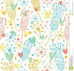 doodle bloemen - Google zoeken