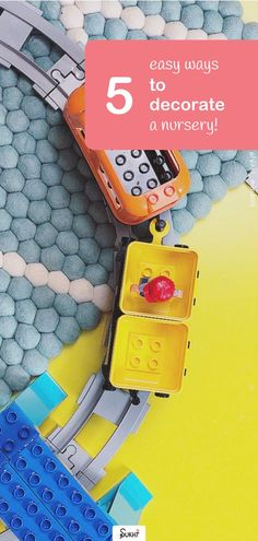 A baby's nursery needs to be soothing, relaxing, cosy Nursery Themes, Nursery Decor, Kid Friendly Rugs, Felt Ball Rug, Slow Design, How Many Kids, Nursery Neutral, Modern Rugs, Rug Making