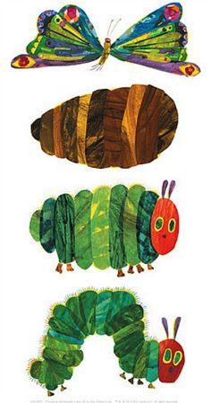 The Very Hungry Caterpillar Mais