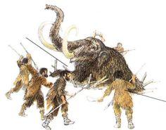 Verhaal over een Mammoet