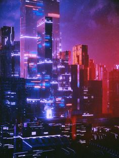 """""""From Here To Nowhere"""": The Superb Sci-Fi, Post-Apocalypse And Cyberpunk Conc. """"From Here To Nowhere"""": The Superb Sci-Fi, Post-Apocalypse And Cyberpunk Concept Art By Polygonatic – Design You Cyberpunk City, Ville Cyberpunk, Cyberpunk Kunst, Cyberpunk Aesthetic, Futuristic City, Neon Aesthetic, Cyberpunk 2077, Cyberpunk Tattoo, Cyberpunk Fashion"""