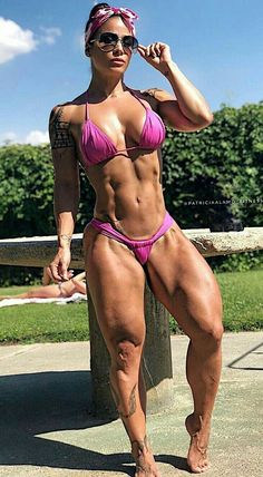 Pictures of Patricia Alamo images). This site is a community effort to recognize the hard work of female athletes, fitness models, and bodybuilders. Muscle Girls, Female Muscle, Musa Fitness, Body Fitness, Ripped Fitness, Fitness Models, Fitness Women, Female Fitness, Fit Women
