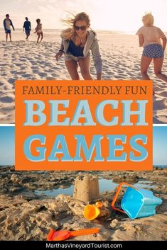 Family-Friendly beach games for the whole family to enjoy | Massachusetts Travel Destinations | Martha's Vineyard | Edgartown | Honeymoon | Backpack | Family Travel | Travel with Kids | Backpacking | Vacation | Budget | Wanderlust | Off the Beaten Path #travel #backpacking #budgettravel #offthebeatenpath #bucketlist #wanderlust #Massachusetts #USA #America #UnitedStates #visitMassachusetts #TravelMassachusetts #discoverMassachusetts #familytravel #vacation #beaches #UnitedStates #bestbeaches