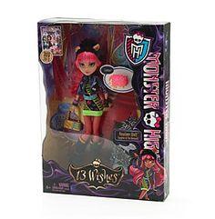 Mattel® Monster High 13 Wishes Howleen Wolf Doll