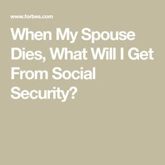 If you're a for your spouse, you may want to find out more about their social security & what that means for you: Funeral Planning Checklist, Retirement Planning, Financial Planning, Preparing For Retirement, Retirement Strategies, Retirement Benefits, Social Security Benefits, Security Tips, Security Alarm