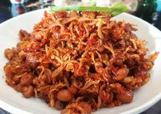 Sambal Sauce Recipe, Sauce Recipes, Fish Recipes, Tempe Orek, Indonesian Food, Indonesian Recipes, Cooking Cookies, Medan, Food And Drink