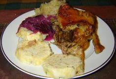 Pečená kachna – kachna pečená na kmínu | recept