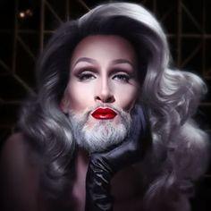 …a classic beauty. | 12 Reasons You Should Be Following Drag Queen Makeup Artist Mathu Andersen