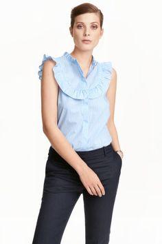 Blusa sem mangas | H&M