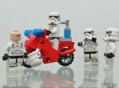 #lego #Lego #legominifigures #toyphotography #toyphoto #legostagram #legostarwars #legofigure #legomotorbike by lego_figures_