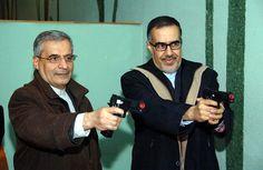 이란대사관 성원들 메아리사격관 참관-《조선의 오늘》