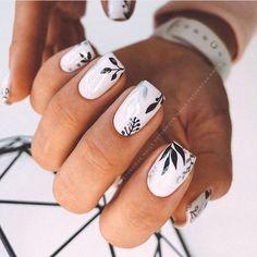 Stylish Nails, Trendy Nails, Cute Nails, Nagellack Design, Nagellack Trends, Short Square Nails, Short Nails, Acylic Nails, Burgundy Nails