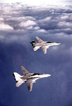 VF-32 Tomcats marked for Army navy game