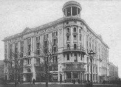 Hotel Bristol ok. 1901