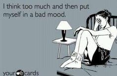 Haha-this week. Guilty.