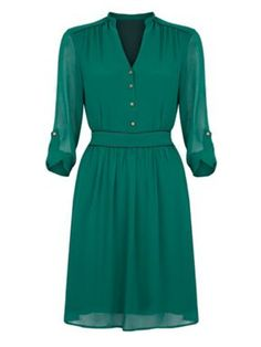 Uttam Boutique Tie waist dress Chic Shop d9105620d6b